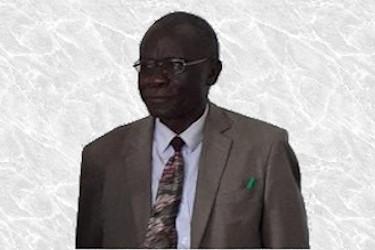Prof. Frederick Jjuuko